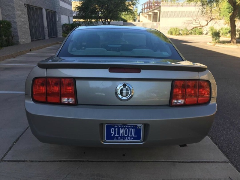 Ford Mustang 2008 price $4,495