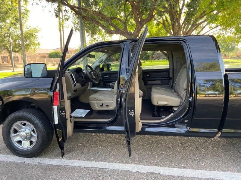 RAM 2500 MEGA CAB LONE STAR 2012 price $13,995
