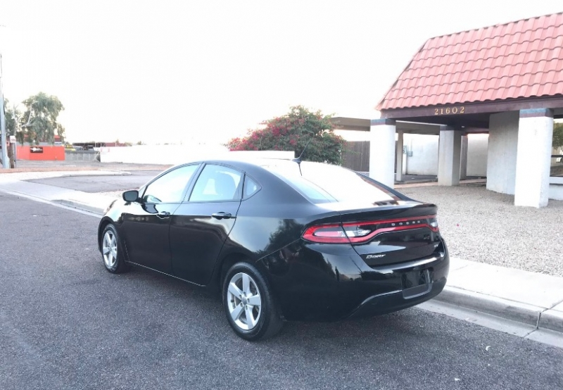 Dodge Dart 2016 price $8,495