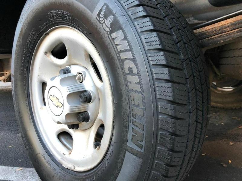Chevrolet Silverado 2500HD Classic 2007 price $5,995