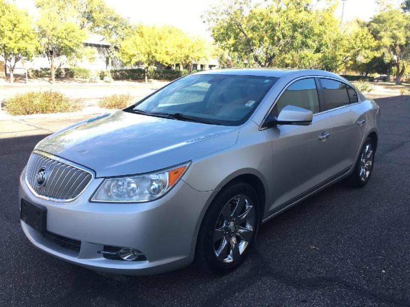 Buick LaCrosse 2011 price $6,995