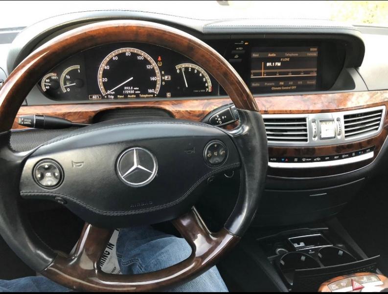 Mercedes-Benz S-Class 2007 price $6,995
