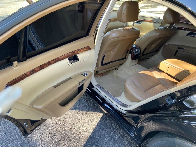 Mercedes-Benz S-Class 2007 price $8,995