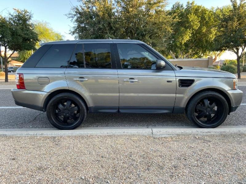 Land Rover Range Rover Sport 2008 price $9,995