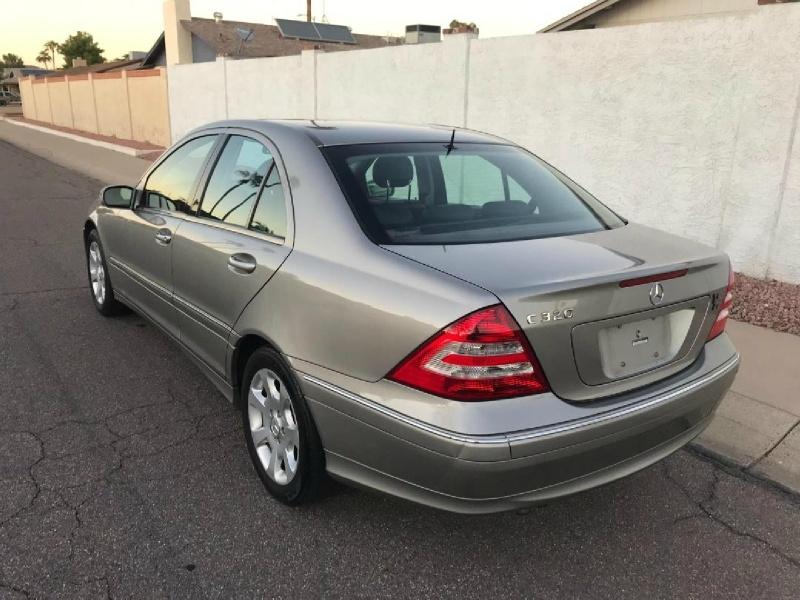 Mercedes-Benz C-Class 2005 price $4,195