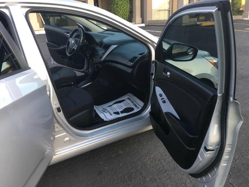 Hyundai Accent 2017 price $5,995