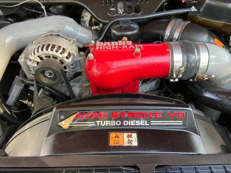 Ford Super Duty F-250 2005 price $8,995