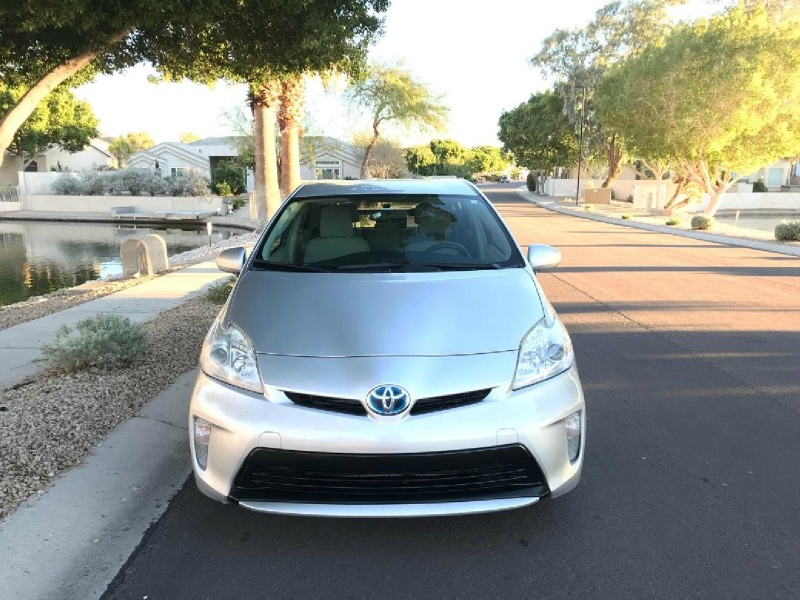 Toyota Prius 2012 price $6,495
