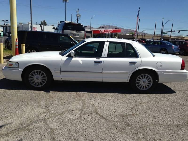 Mercury Grand Marquis 2010 price $5,995