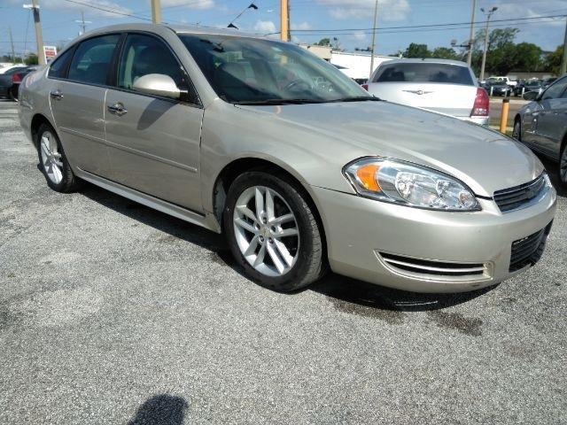 Chevrolet Impala 2010 price $1,999