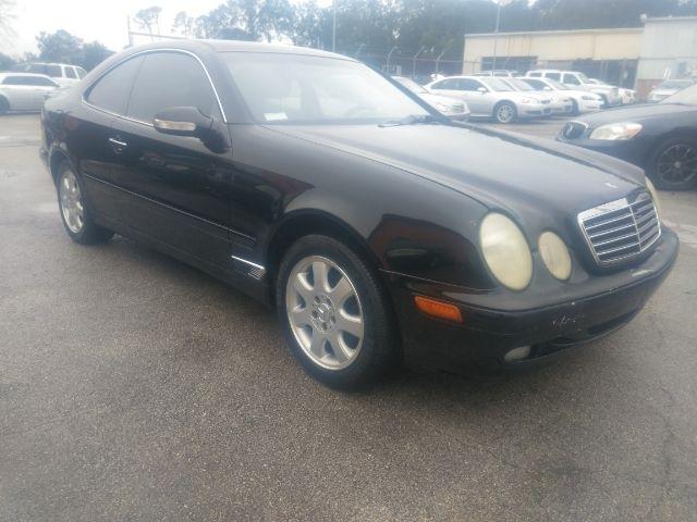 Mercedes-Benz CLK-Class 2002 price $4,499