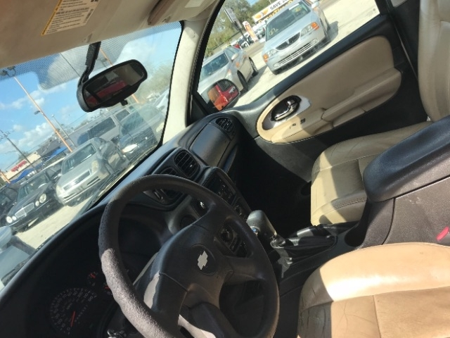 Chevrolet TrailBlazer 2006 price $2,499