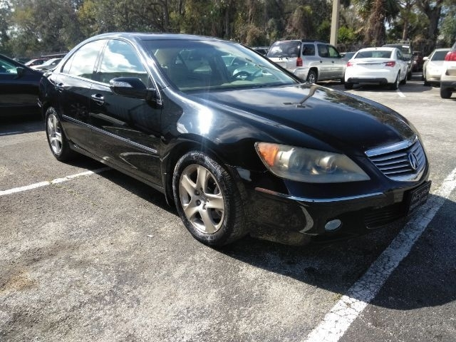 Acura RL 2005 price Call for Pricing.