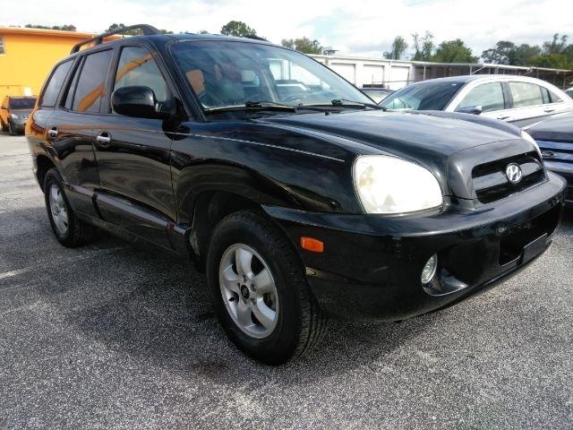 Hyundai Santa Fe 2006 price $4,999