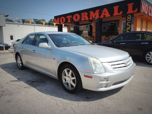 Cadillac STS 2005 price $4,499