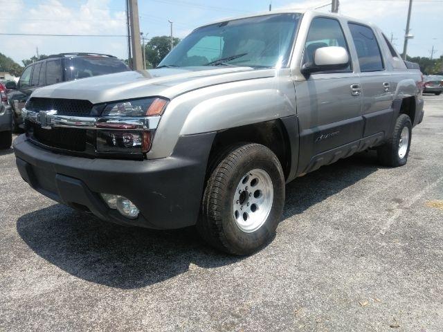 Chevrolet Avalanche 2003 price $999