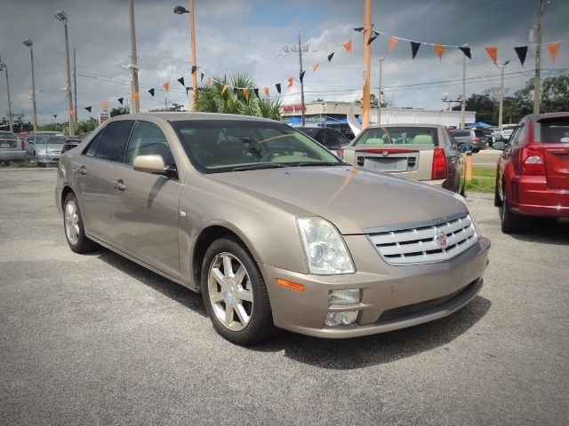 Cadillac STS 2007 price $3,499