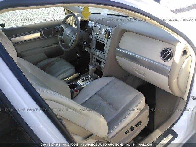 Lincoln MKZ 2007 price $1,499