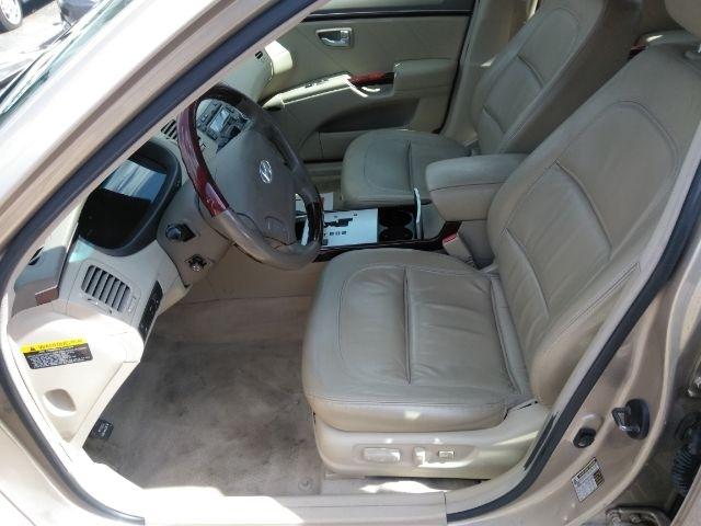 Hyundai Azera 2007 price Call for Pricing.
