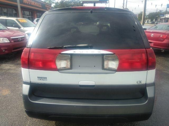 Buick Rendezvous 2002 price $1,999