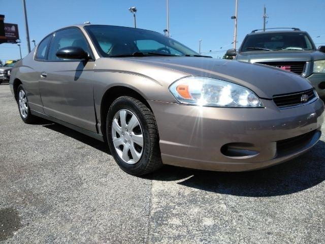 Chevrolet Monte Carlo 2006 price $1,999