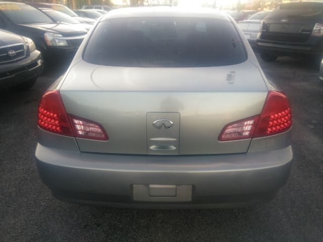 INFINITI G 2003 price Call for Pricing.