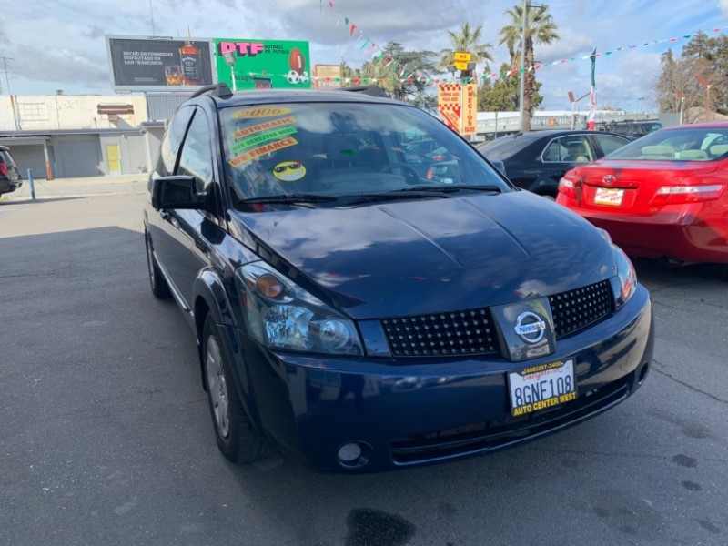 Nissan Quest 2006 price $6,495