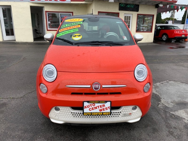 Fiat 500e BATTERY ELECTRIC 2013 price $8,495