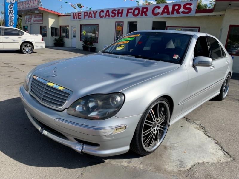 Mercedes-Benz S-Class 2002 price $7,995