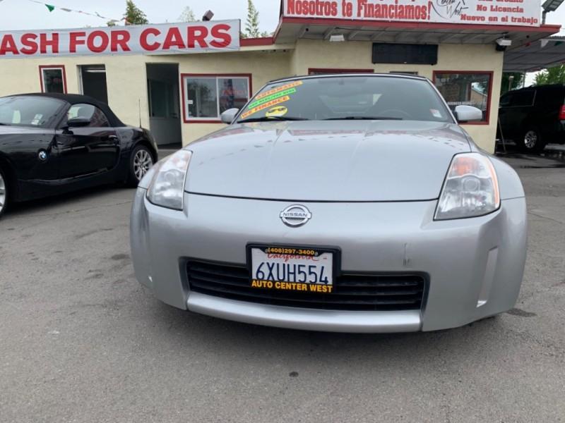 Nissan 350 Z 2005 price $10,500