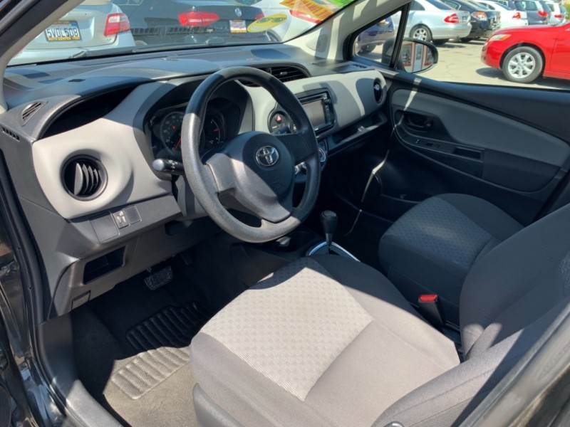 Toyota Yaris 2015 price $10,495