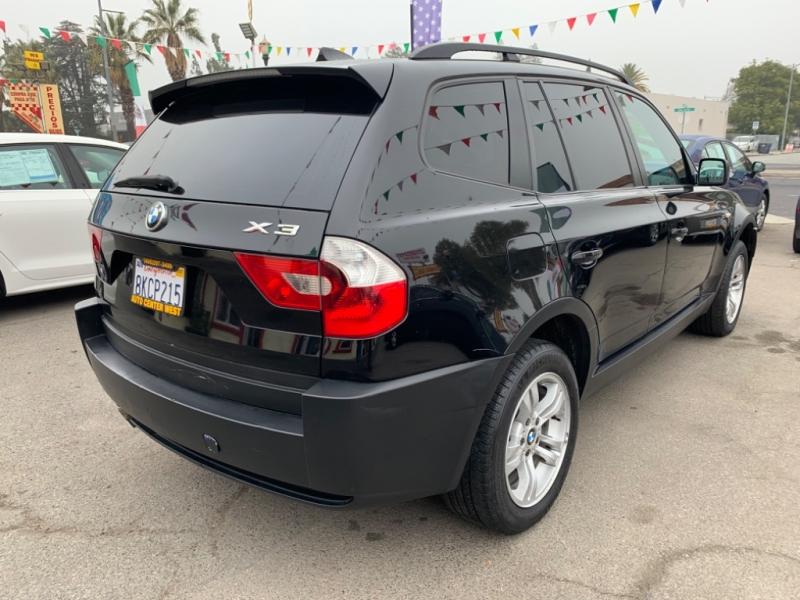BMW X3 2005 price $7,495