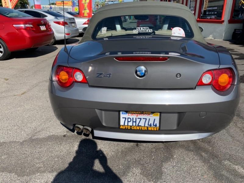 BMW Z4 2004 price $8,495