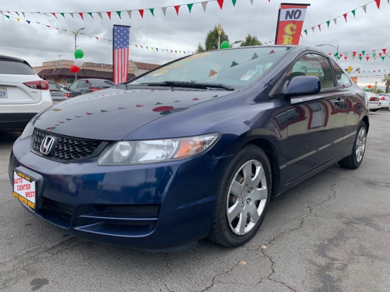 Honda Civic Coupe 2010 price $9,495