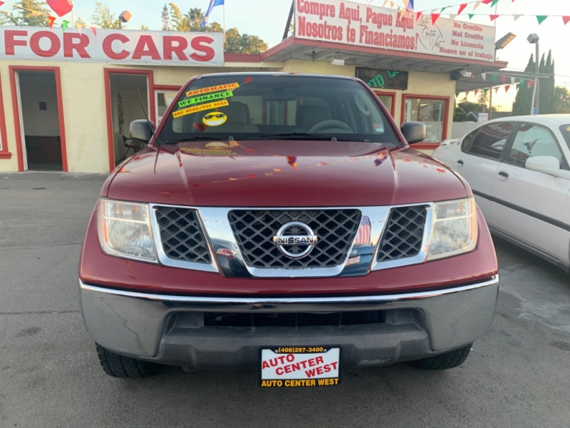 Nissan Frontier 2006 price $8,995