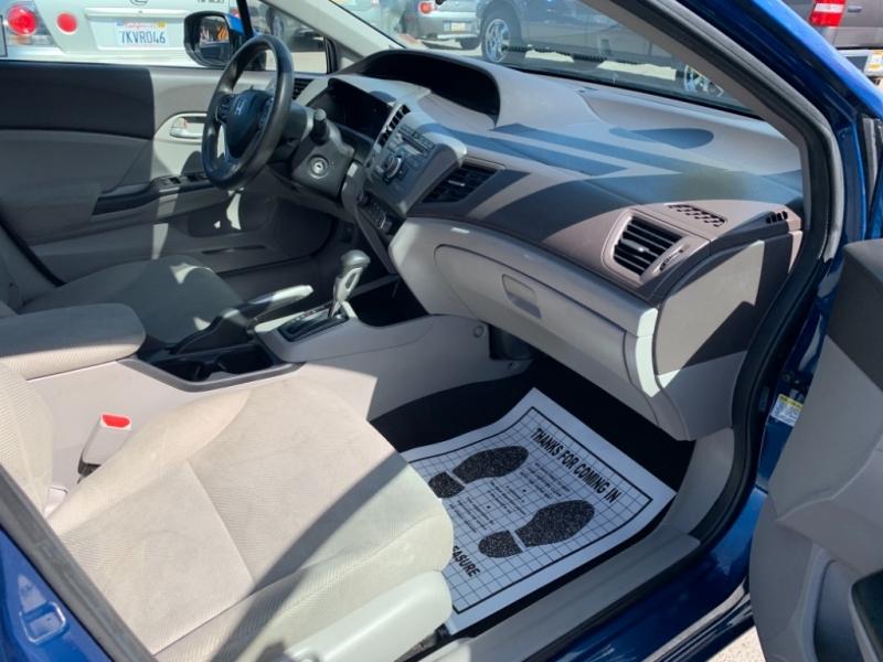 Honda Civic Sedan 2012 price $9,995