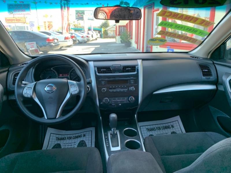 Nissan Altima 2013 price $10,495