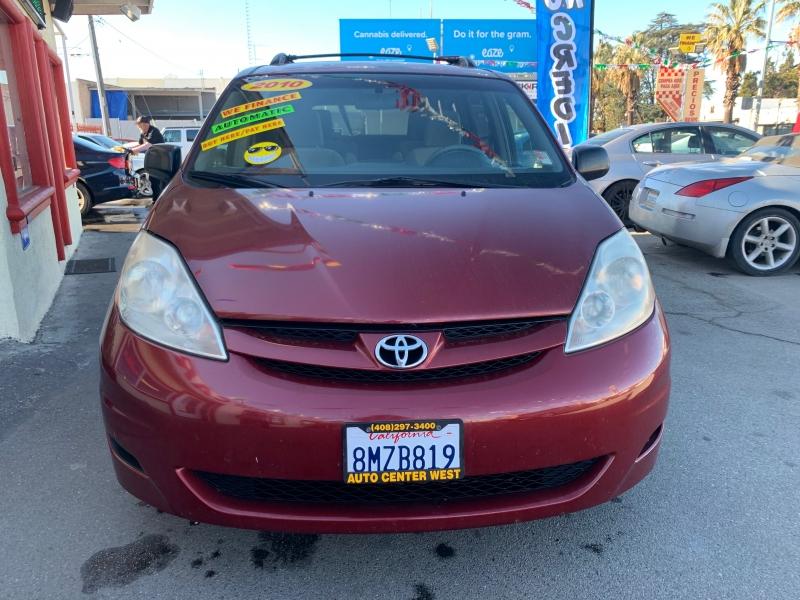 Toyota Sienna 2010 price $8,495