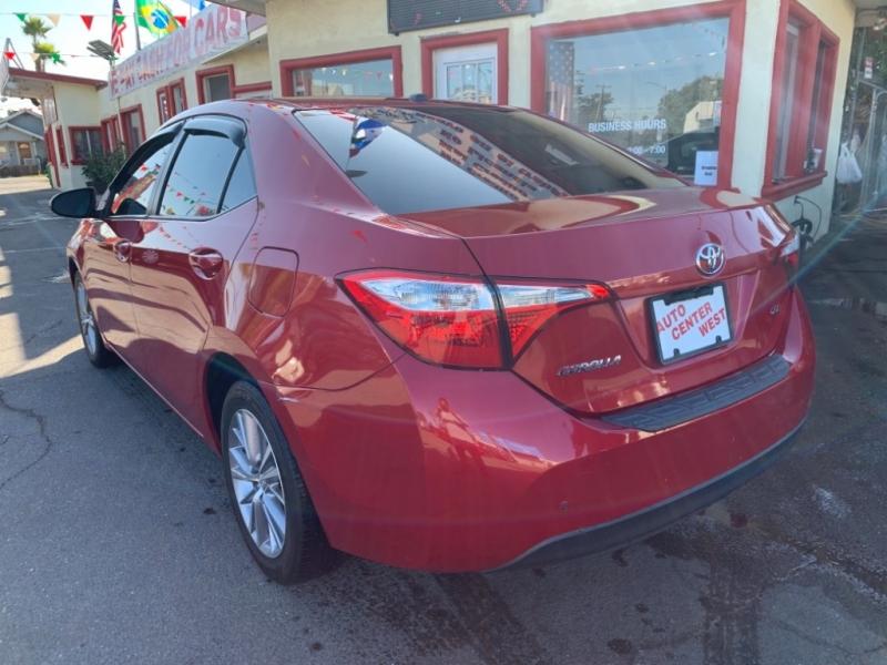 Toyota Corolla 2014 price $11,495