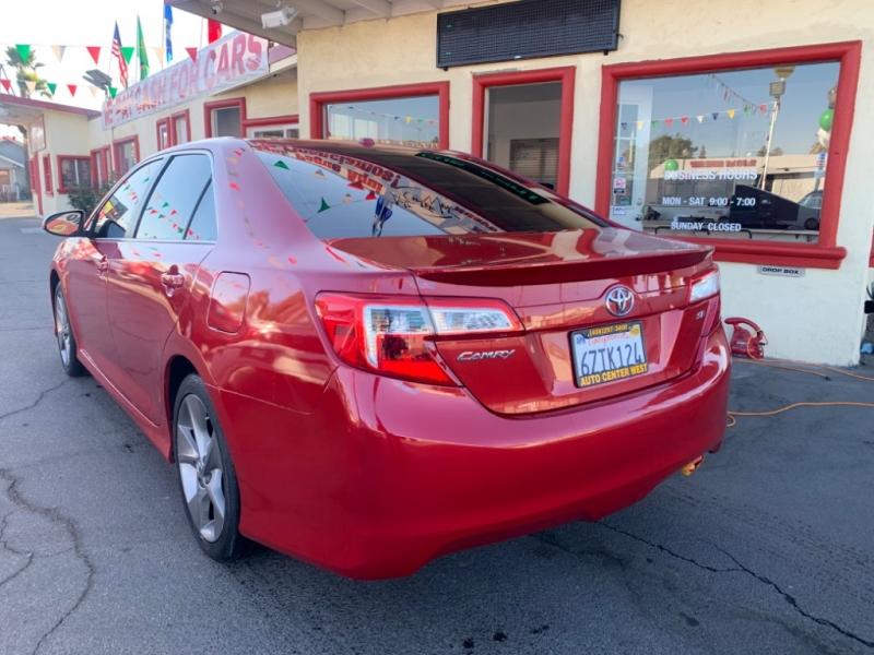 Toyota Camry 2012 price $11,495