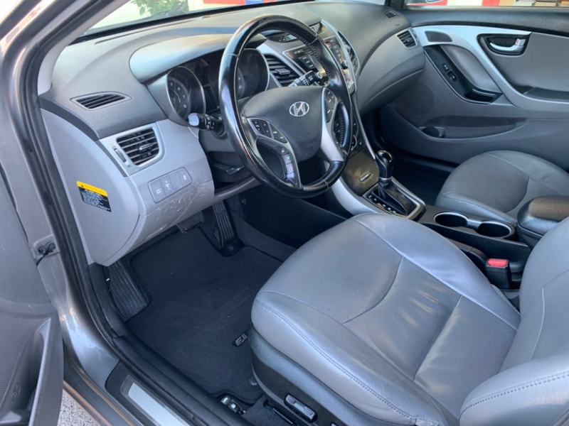 Hyundai Elantra 2014 price $10,495