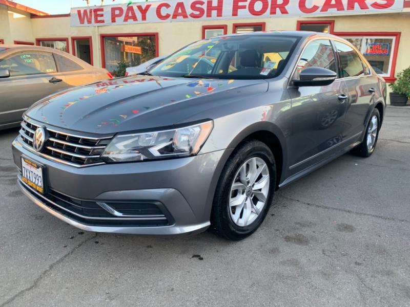 Volkswagen Passat 2017 price $11,995
