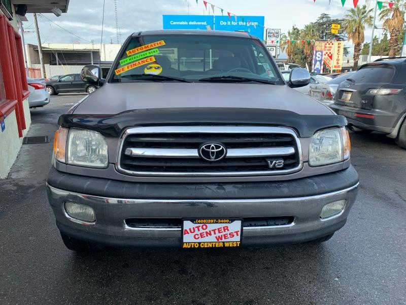 Toyota Tundra 2002 price $9,495