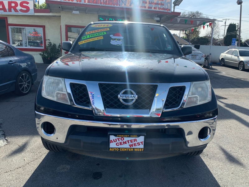 Nissan Frontier 2011 price $10,995