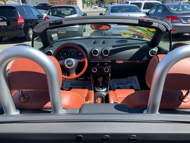 Audi TT Coupe 2004 price $7,995
