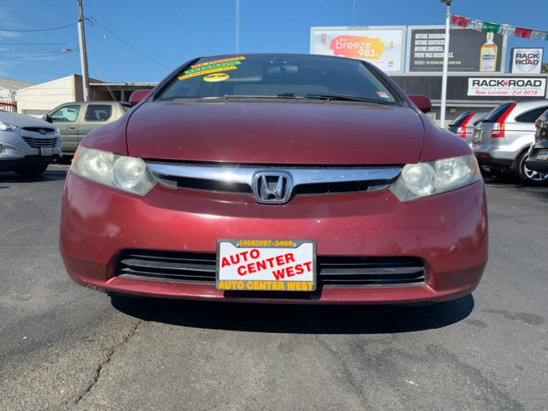 Honda Civic Sdn 2007 price Call for Pricing.