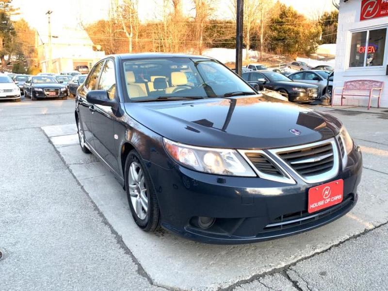 2011 Saab 9-3  for sale VIN: YS3FA4CY4B1313123