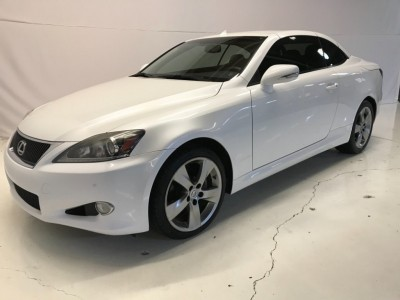 Lexus IS 250C 2011
