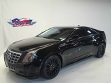 Cadillac CTS Coupe Black/Black 2012