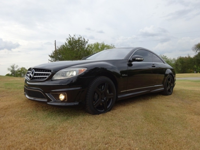 2008 Mercedes-Benz CL63 AMG Performance Package